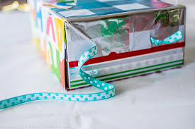 baby ribbon diy ribbon box for babies simple for kids