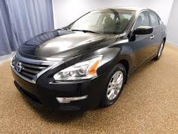 nissan sedan 2014 2014 used nissan altima 4dr sedan i4 2 5 s at north coast auto