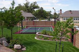 Backyard Sport Courts by Sport Court Experienced Courtbuilders Sport Court
