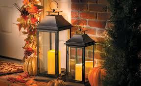 lanterns home decor fall home decorating ideas makeover your home for fall