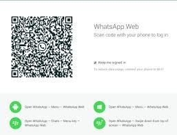 Whatsapp Web Put The Phone How To Use Whatsapp Web Newstalk