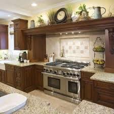 ideas for tops of kitchen cabinets above kitchen cabinet decor ideas kitchen design ideas above
