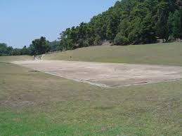 Stadium at Olympia