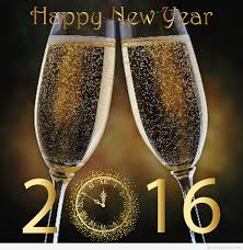 new years chagne glasses 2016 happy new year glasses of chagne wallpaper