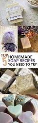 5 Natural Diy Recipes For by 25 Unique Homemade Soap Recipes Ideas On Pinterest Diy Soap