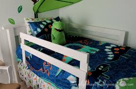 Bed Rail Toddler Simply Beautiful By Angela Diy Toddler Bed Rails