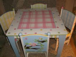 tea party table and chairs childrens table and chair set tea party kids table chairs playhouse