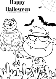 halloween free coloring pages printable free coloring pages archives