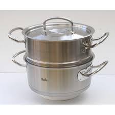 cuisine vapeur douce ensemble fissler pour cuisson à la vapeur douce