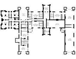 100 modern castle floor plans 100 house of the vettii floor