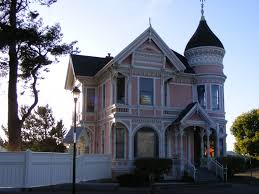magnificent residential house old victorian home design with walls