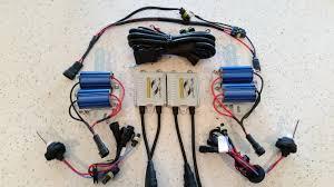 2015 dodge ram xenon hid headlight kit from enlight youtube