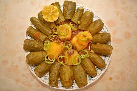 la cuisine alg駻ienne dolma un plat qui domine la cuisine algerienne photo elias filali