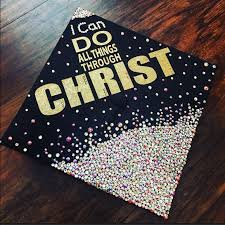 graduation cap for sale bling graduation cap nwt christian louboutin bling and cap