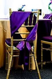 Purple Chair Covers 252 Best Chair Covers Images On Pinterest Wedding Chairs