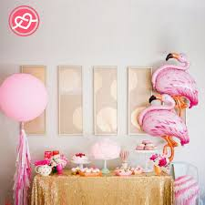 balloon delivery hawaii new 2017 flamingo foil balloons hawaii party decoration