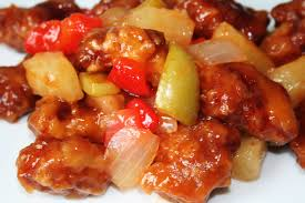 douce cuisine la cuisine de bernard porc sauce aigre douce