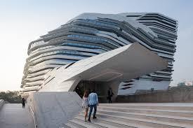 bmw showroom zaha hadid architect zaha hadid dies at 65 business insider