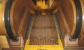 Macy S Herald Square Floor Plan by Are These The Last Wood Escalators In New York Ephemeral New York