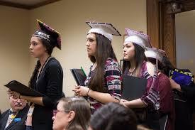 bill allows native american regalia at graduation ceremonies