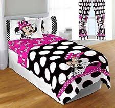 Minnie Mouse Bowtique Curtains Minnie Mouse Bedding Ebay