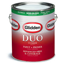 home depot 5 gallon interior paint paint and gl glidden premium 1 gal high gloss interior and e the