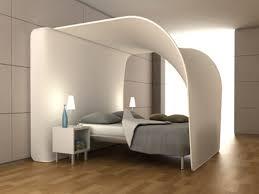 decoration furniture striking single led white rounded base
