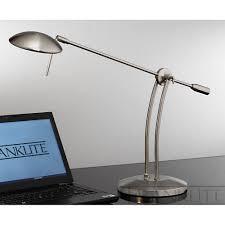 300 watt halogen floor l big dimmer table l franklite tl857 adjustable satin chrome desk