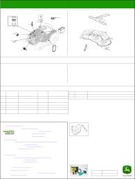 john deere lawn mower la165 user guide manualsonline com