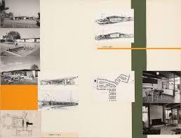Joseph Eichler by F E Emmons U0026amp A Q Jones Presentation Panel For Arcadia