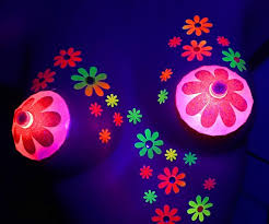 led light up pasties up pasties