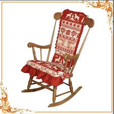cuscini per sedia a dondolo sedie a dondolo sedia dondolo chalet facilcasa