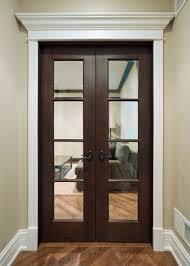 Interior Doors With Frames Custom Mahogany Interior Doors U2014 Solid Wood Interior Doors U2014 Dark