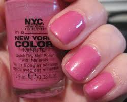 nyc new york color uptown nail polish 1 or 75 if you buy 3 or