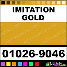 imitation gold aquacote enamel paints 01026 9046 imitation