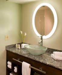 electric mirror vertical lighted mirror by electric mirror novo