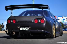 nissan 370z gt wing the real jdm