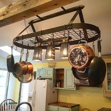 kitchen pan storage ideas best hanging pots kitchen ideas on pot rack and pan for cabinet