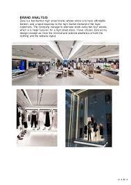 layout zara store zara project proposal