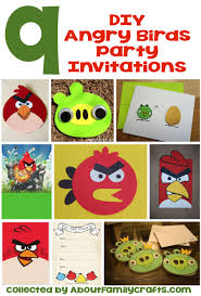 65 diy angry birds party ideas u2013 about family crafts