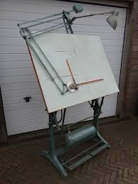 Drafting Table Wiki Vintage Drafting Table Made By Nestler Germany 1960 Catawiki
