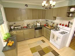 Creative Kitchen Cabinets Decorating Your Home Design Ideas With Cool Trend Color For