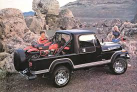 mail jeep conversion curbside classic 1985 jeep scrambler cj 8 u2013 a pickup in disguise