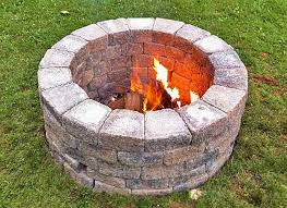 How To Make A Firepit Out Of Bricks 27 Pit Ideas And Designs To Improve Your Backyard Homesteading