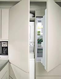comment installer une cuisine comment installer une cuisine cacher le lave linge le sache linge