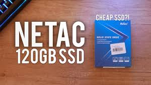 Cheapest State Cheapest 120gb Ssd Netac N530s I 4k Review Youtube