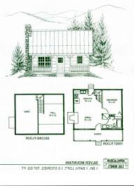 cabin blueprints free simple cabin design small plans with loft and porch free small