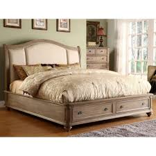 Metal Bed Frame California King Bed King Size Metal Bed With Storage King Size Bed Storage