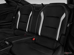 chevrolet camaro back seat 2016 chevrolet camaro interior u s report