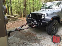 jeep cherokee stinger bumper aftermarket bumper winch and flat towing jeep wrangler forum